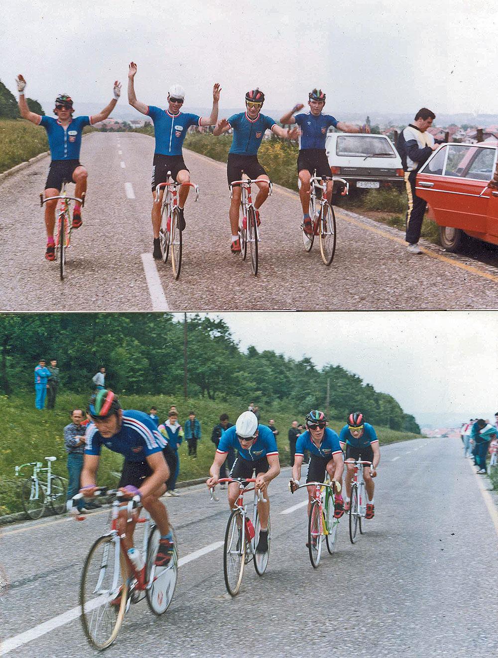 Vujovic,-Dimitrijevic,-Jankovic,-Brkovic,-ekipni-prvaci-Srbije-1991-copy