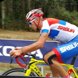 """Dobar nastup biciklista """"Borca"""" na međunarodnoj sceni"""