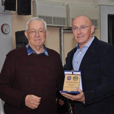 Posebno priznanje Biciklistickom klubu BORAC za 70 godina rada