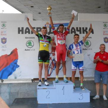Stefan Stefanović pobednik nagrade Čačka