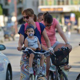 Biciklijada ulicama grada – 07.07.2017