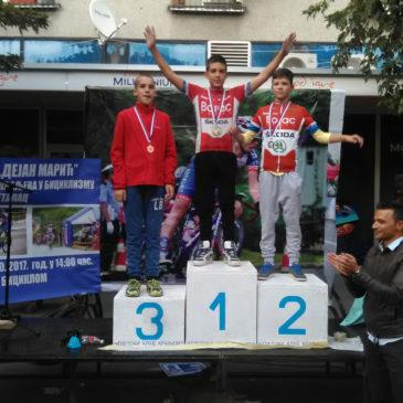 Uspešan završetak sezone za bicikliste Borca