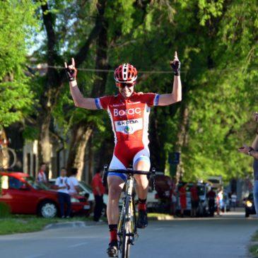 Pobeda Borca i Jovana Rajkovića na prvoj trci kupa Srbije u biciklizmu