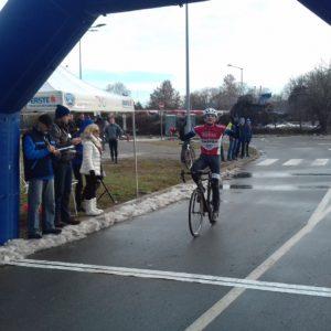Masters Bojan Vasovic pobedjuje svoju trku