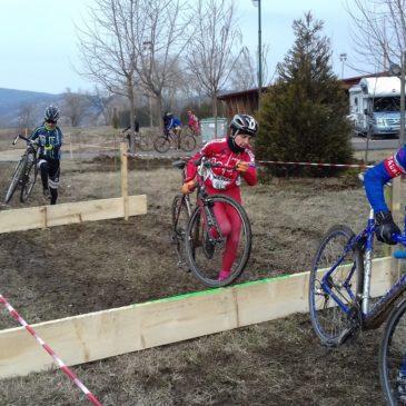 Dve medalje za bicikliste Borca na prvenstvu Srbije u ciklo krosu