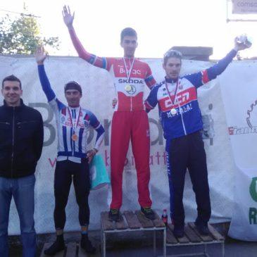 Goran Antonijević pobedio na drugom kupu Srbije u biciklizmu