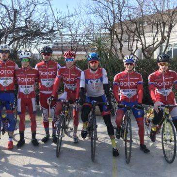 Biciklisti Borca završili pripreme na crnogorskom primorju