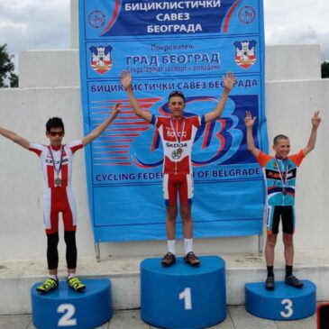 Uspešan vikend biciklista Borca